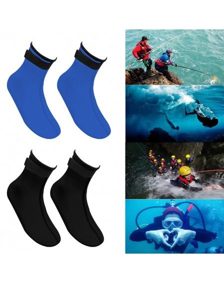 3mm Neoprene Water Sock Scuba Surfing Swimming Non-slip Socks Water Sports Beach Snorkeling Shoes Cover