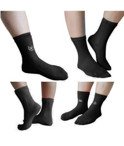 Water Sports Swimming Scuba Premium Lycra Fin Dive Socks Diving Snorkling Swimming Fin Boot Socks NEW