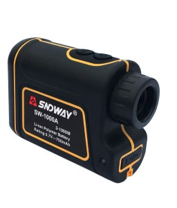SNDWAY Telescope laser rangefinders distance meter Digital 8X 900M Monocular hunting golf laser range finder tape measure