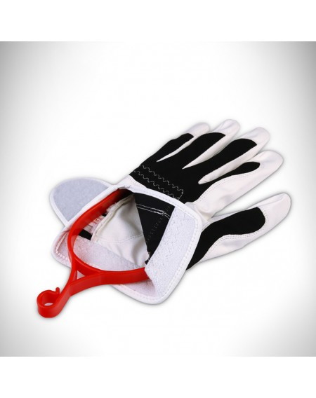 Golf Gloves Stand Rack Stretcher Plastic Holder Durable Protect Mittens Golf Accessory