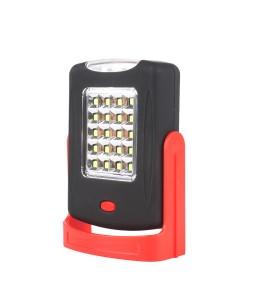LED Flashlight Magnetic  light Work Light 360 Degree Stand Hanging Torch