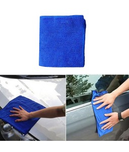 1Pcs Microfiber Towel Kitchen Wash Auto Car Home Cleaning Wash Clean Cloth 25x25cm