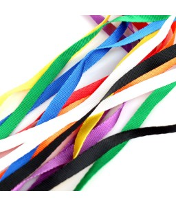 Colorful Flat Wrist Strap Lanyard For Camera Cell phone MP3 MP4
