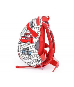 9' Safety Harness Toddler Kids Backpack with Rein Strap - Girl