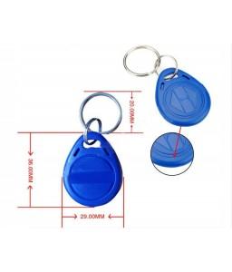 20 Pcs Plastic Water Resist RFID Proximity ID Token
