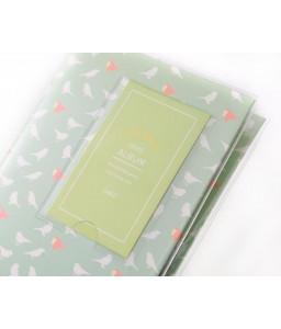Lovely Mini Photo Album for Fujifilm Instax Mini Films - Bird