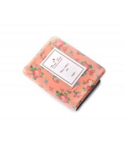 Retro Rose Photo Album for Fujifilm Instax Mini Films - Pink