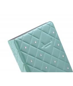 Diamond Photo Album With Swarovski Crystal For Instax Film - Mint