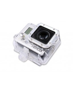 GoPro Aluminum LANYARD RING Mount for Hero 3 Black Edition - Silver
