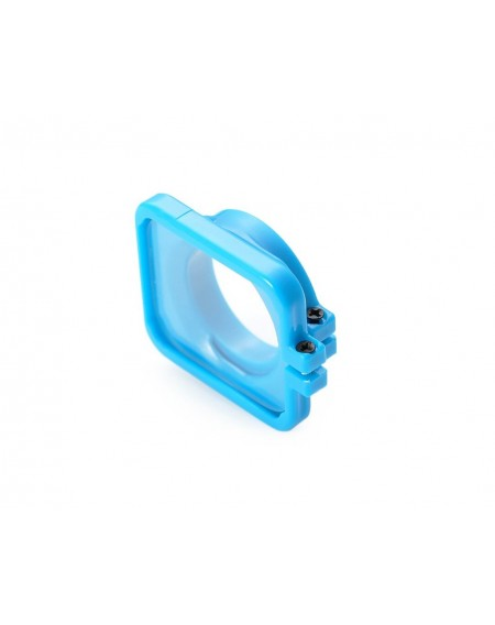 GoPro FPV Protective Lens Cover for Hero 3 / 3+ / 4 Camera - Blue