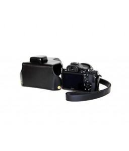 Retro Sony Alpha a7 Camera Leather Case