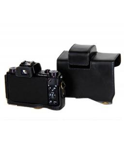 Retro Canon PowerShot G5 X Leather Camera Case