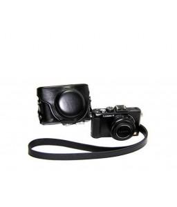 Retro Panasonic Lumix DMC-LX7 Camera Leather Case