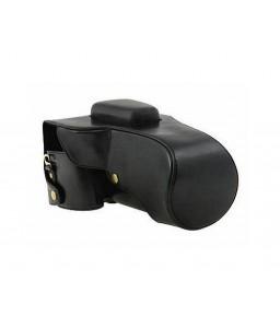 Retro Canon EOS 80D Camera Leather Case