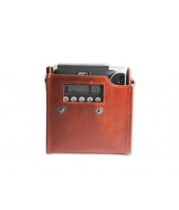 Retro Leather Camera Case for Fujifilm Instax Mini 90