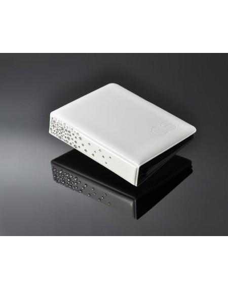 Swarovski Crystal Photo Album for Fujifilm Instax Mini Films - White
