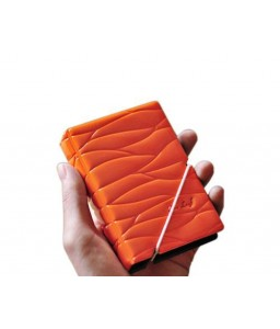 Leaf String Photo Album for Fujifilm Instax Mini Films - Orange