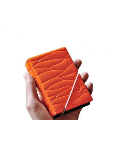 Leaf String Photo Album for Fujifilm Instax Mini Films - Orange