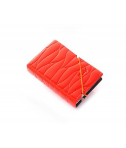 Leaf String Photo Album for Fujifilm Instax Mini Films - Red
